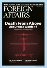 Foreign Affairs Death from Above