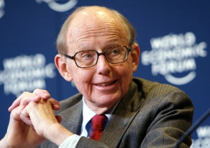 Samuel P. Huntington - World Economic Forum Annual Meeting Davos 2008
