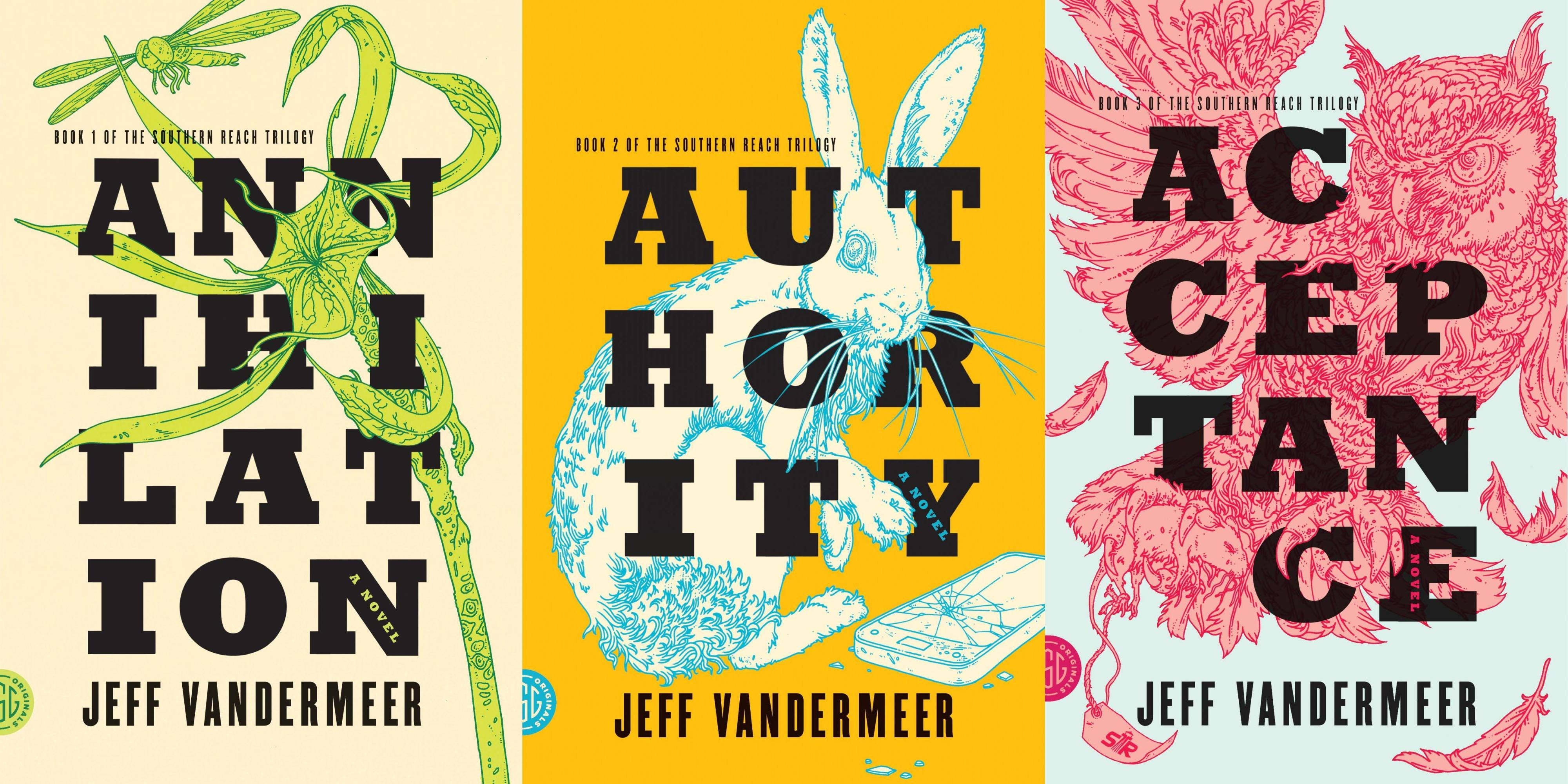 Ecology and Bewilderment: Vandermeer's Southern Reach Trilogy – State  Legitimacy