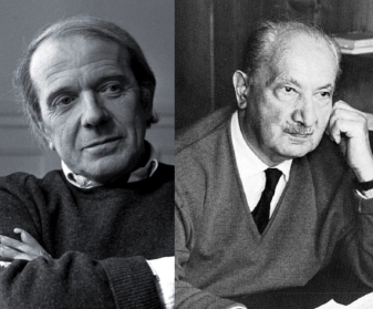 Deleuze - Heidegger